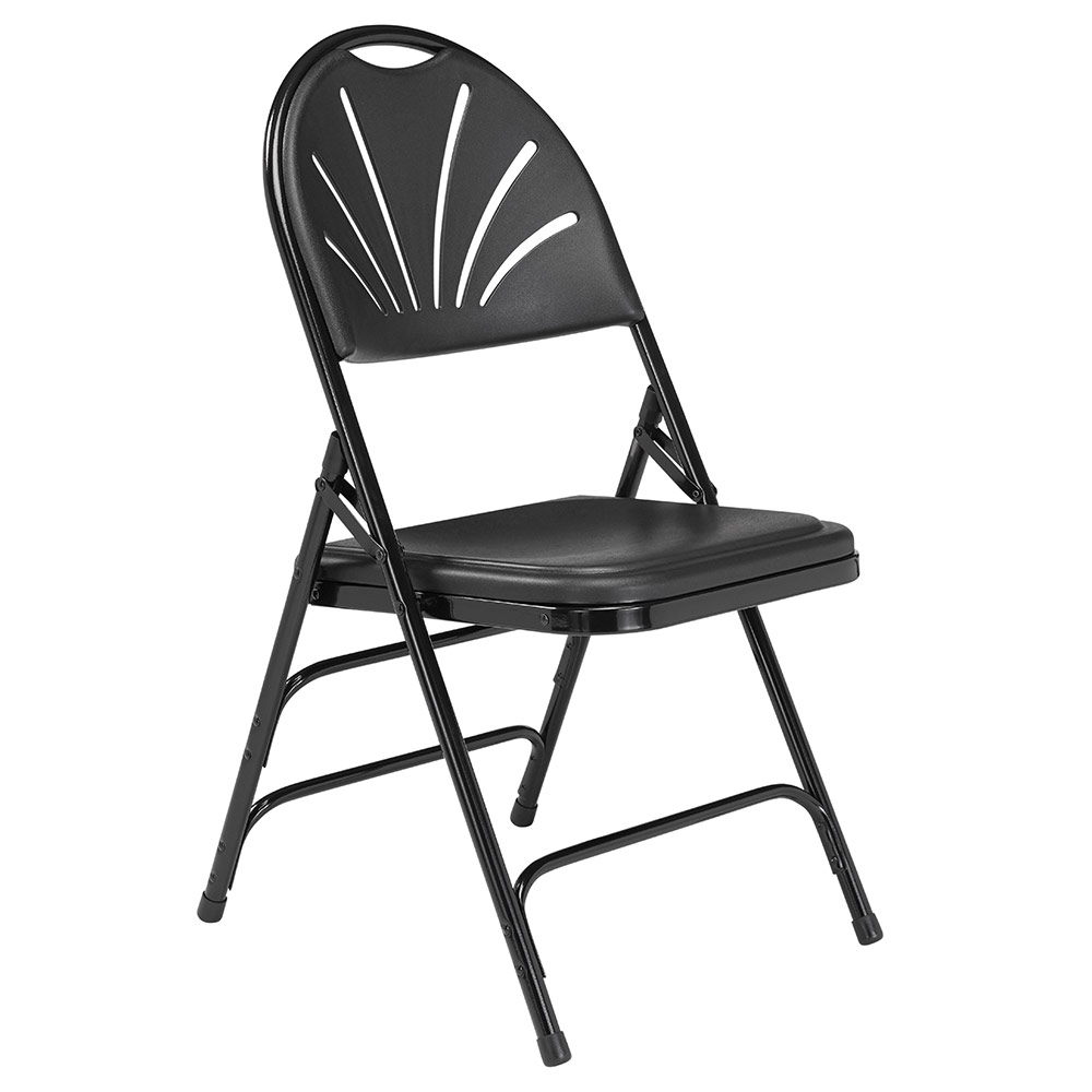 National Public Seating 4 Pack 1108 Bronze/Rose Steel/Plastic Folding Chair at Sears.com
