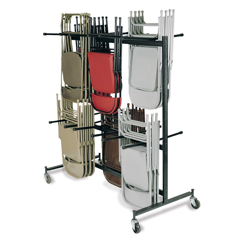 National Public Seating 84 Double-Tier Hanging Folding Chair Truck at Sears.com