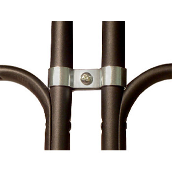 National Public Seating Metal Ganging Clamp For 7 8 Quot Tube